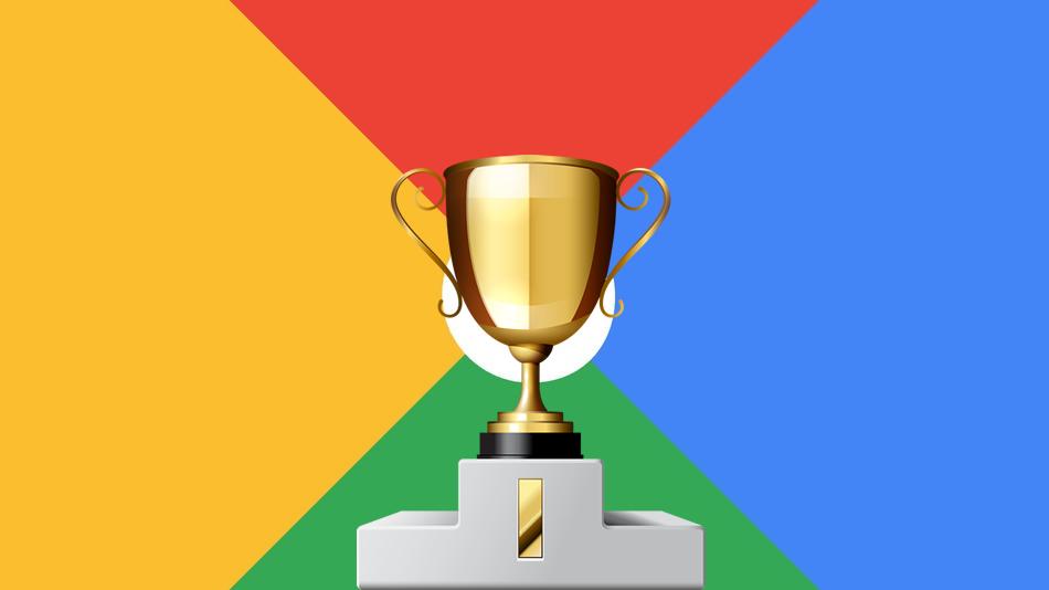 biti prvi na Google-u