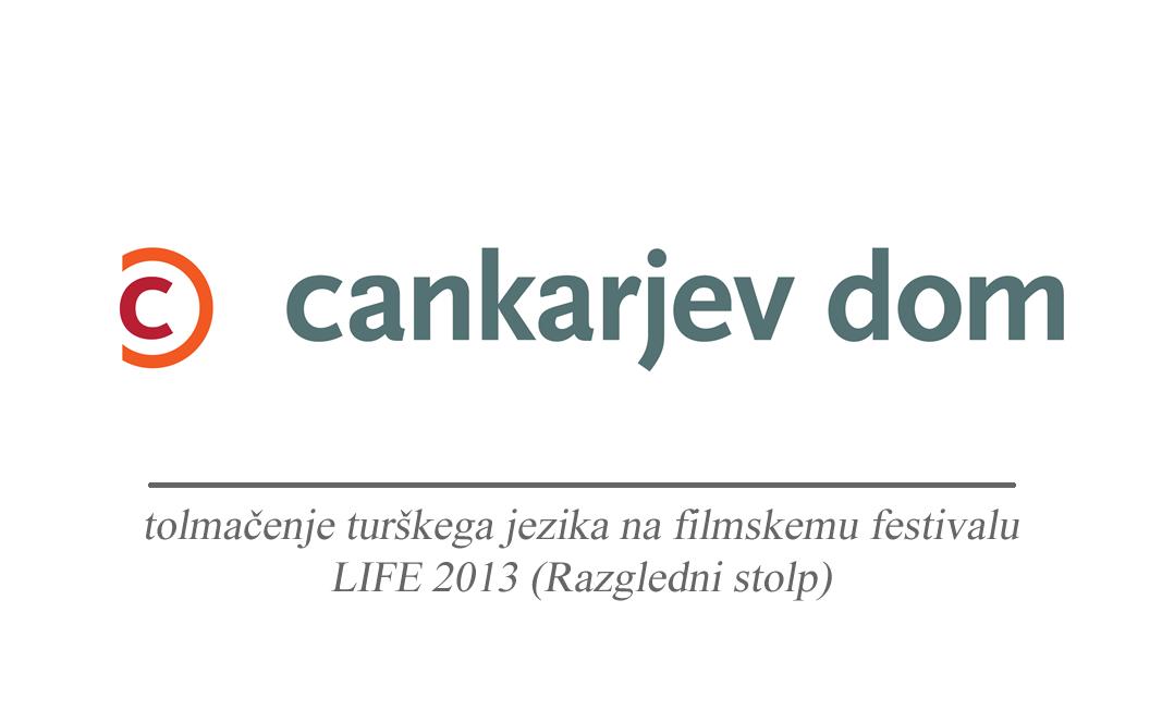 Tolmačenje turškega jezika Touchstudio
