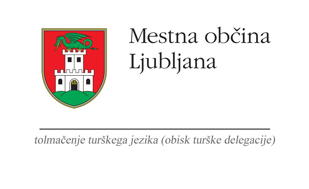 Tolmačenje turškega jezika Touchstudio mestna občina Ljubljana