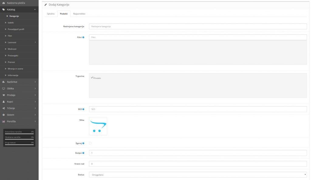kategorije-opencart-nastavitve_izdelava_spletne_trgovine_touchstudio_2
