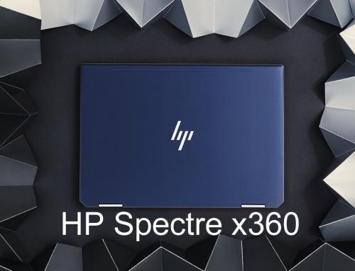 HP Spectre x360 2019 – najboljši med najboljšimi