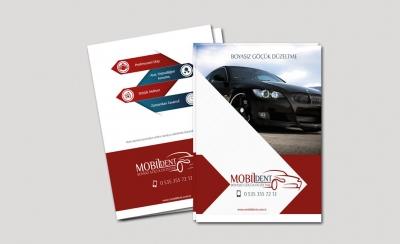 Oblikovanje kataloga Mobident