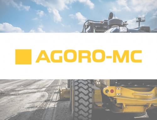 Oblikovanje logotipa AgoroMC