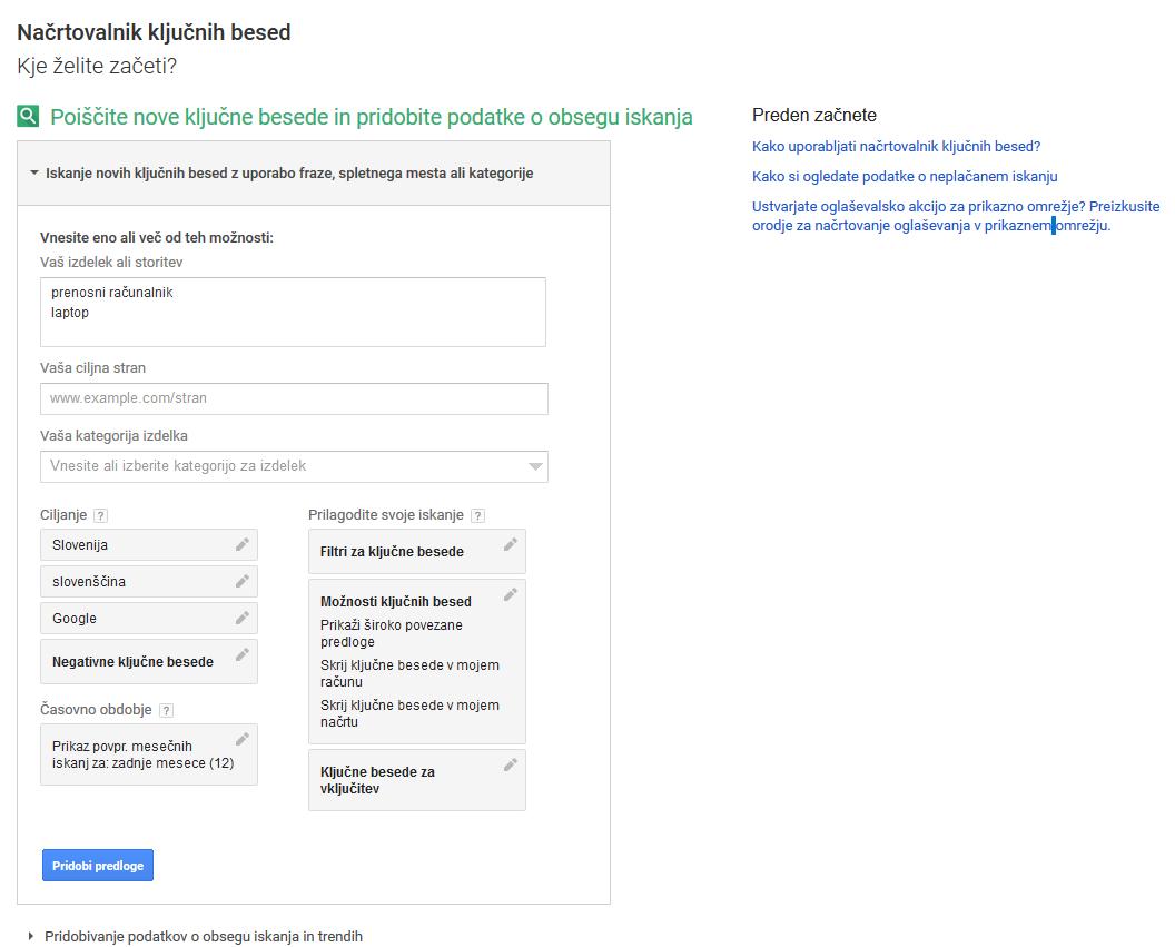 Opencart SEO optimizacija
