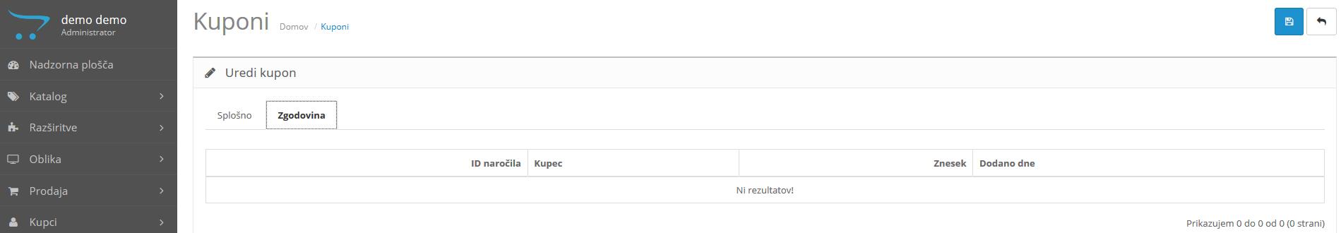 Zgodovina-nakupa-Opencart-Touchstudio-izdelava-spletnih-strani