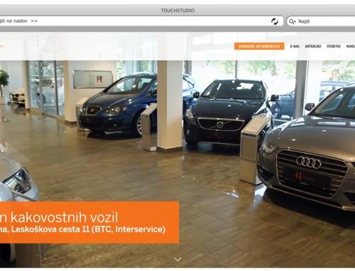 Avtogram prodaja vozil