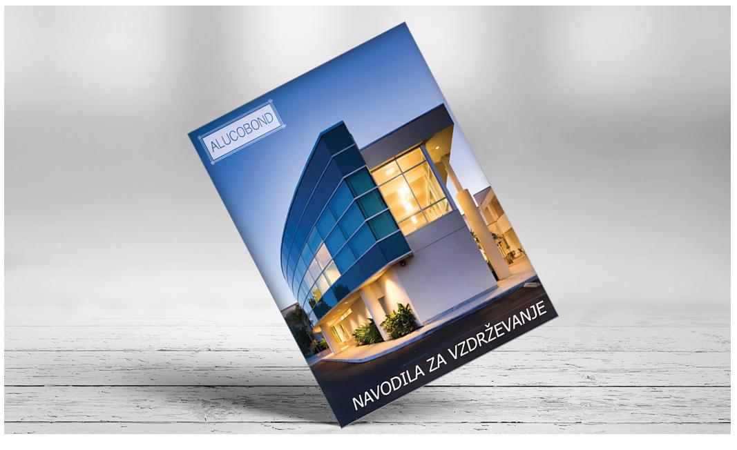 Izdelava brošure navodila za vzdrževanje