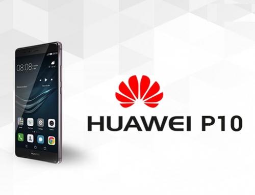 Prihajata Huawei P10 in P10 Plus