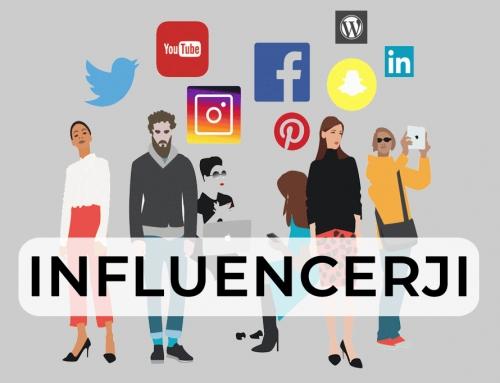 Trženje z influencerji