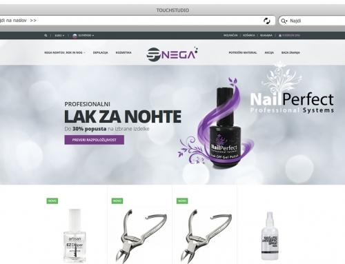 Izdelava spletne trgovine SPnega