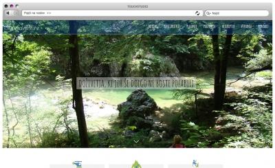 izdelava spletne strani iskaadventure.si