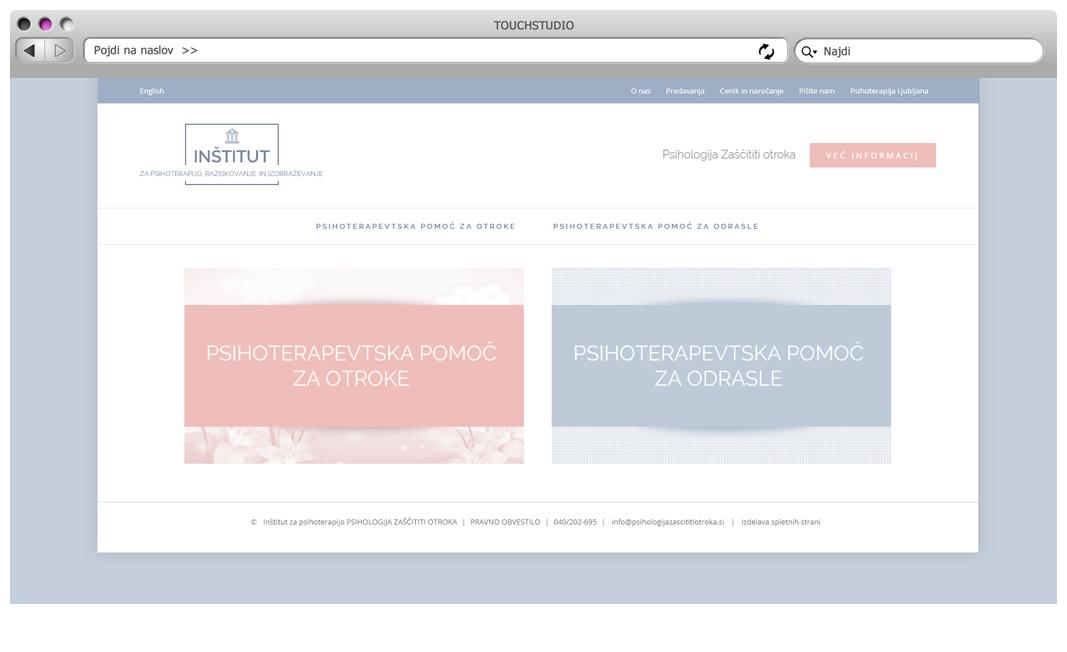 Izdelava spletnih strani z urejevalnikom vsebine