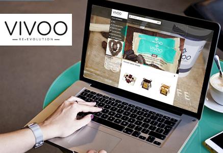 Izdelava spletne trgovine ViVoo