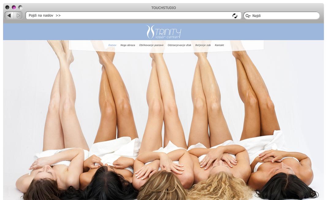 Izdelava spletnih strani (samostojno urejanje vsebine)