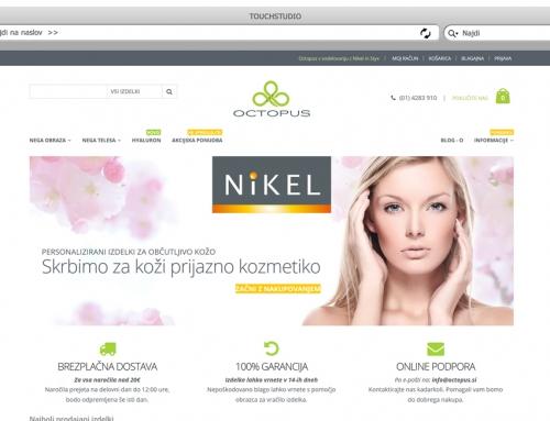 Nikel – naravna kozmetika