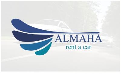 Almaha car logotip