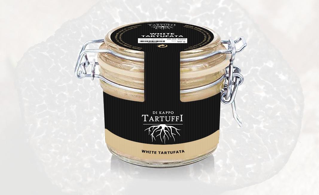 Oblikovanje embalaže Di Kappo Tartuffi