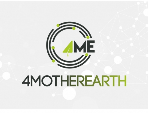 Oblikovanje logotipa 4MotherEarth
