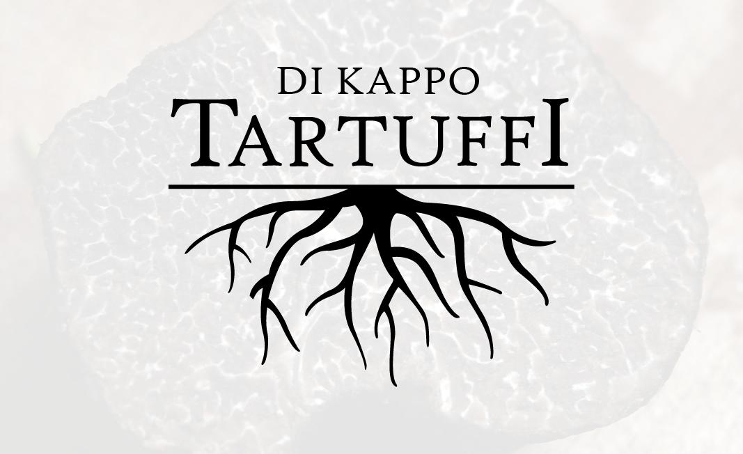 Oblikovanje logotipa Di Kappo Tartuffi