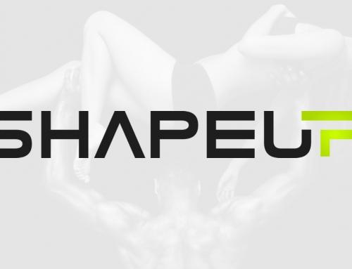 Oblikovanje logotipa ShapeUp