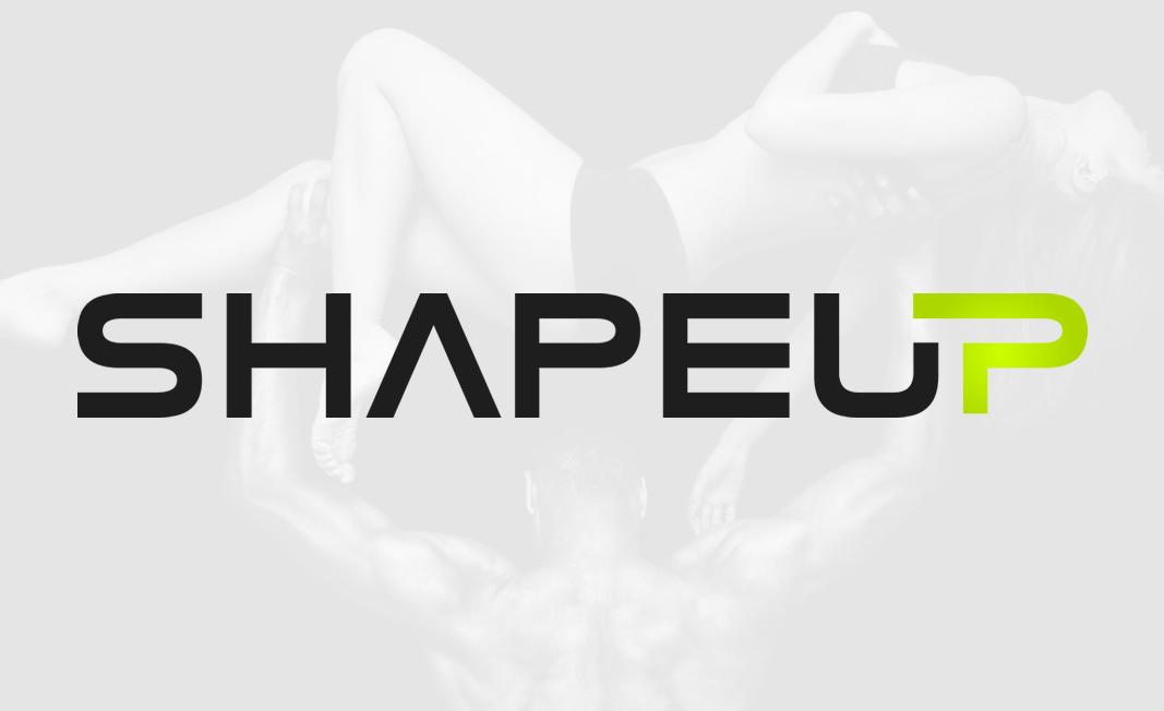 Izdelava logotipa ShapeUp