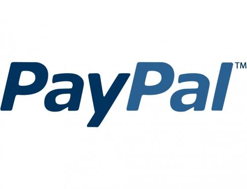 Registracija Paypal računa