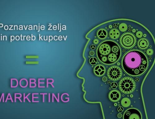 Marketing – izboljšajte vašo prodajo