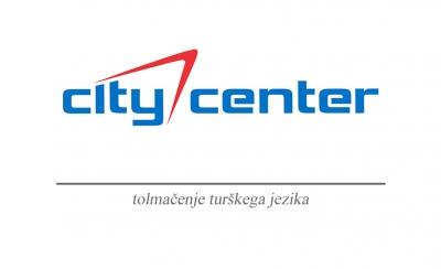 Prevajanje in tolmačenje turščine City Center Celje