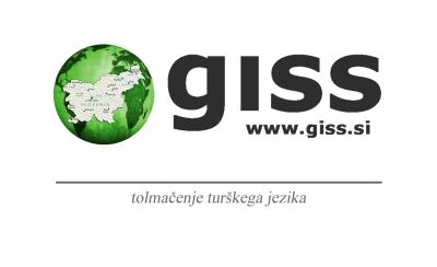 Prevajanje in tolmačenje turščine Giss