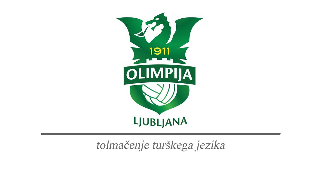 Prevajanje in tolmačenje Nogometni klub Olimpija