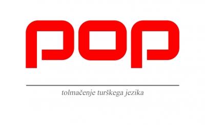 Prevajanje in tolmačenje turščine POP TV