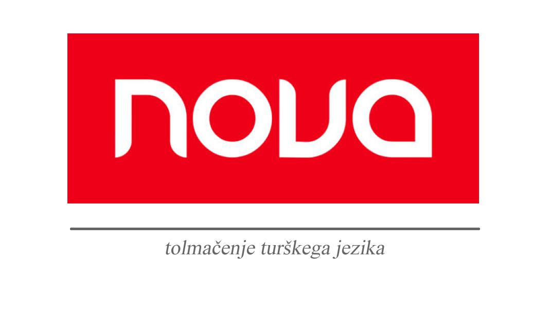 Prevajanje in tolmačenje turščine Revija Nova