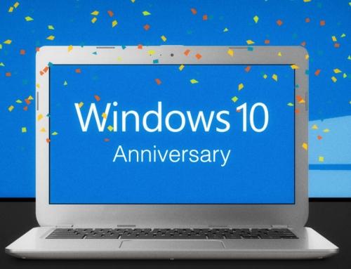 Posodobite Windows 10 pred junijem